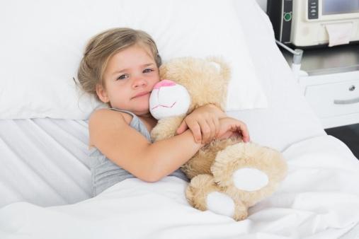 Dziecko w szpitalu. Jak z nim rozmawiać, jak mu pomóc, jak je wspierać?Cz.2