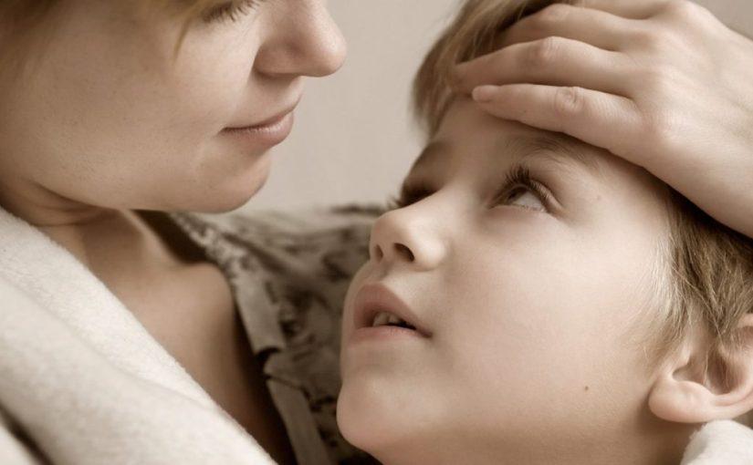 Chory rodzic, choroba w rodzinie. Jak rozmawiać z dzieckiem ochorobie?