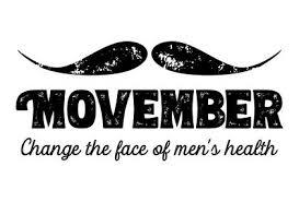 Movember. Zapuść wąsy dla jaj izdrowia.